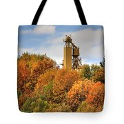 Elevator Top Tote Bag