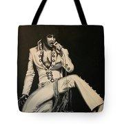 Elvis 1970 - Concho Suit Tote Bag