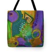 Emerald Dreams Tote Bag