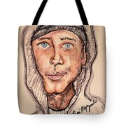 Eminem  Marshall Mathers Tote Bag