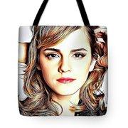 Emma Watson Tote Bag