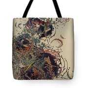 Empty Nest II Up And Out Tote Bag