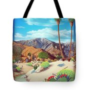 Enchanted Desert Tote Bag