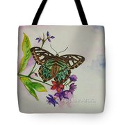 Enchanting Butterfly Tote Bag