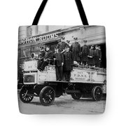 Engine 72 Fdny 1912 Tote Bag