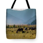 Equine Valley Tote Bag