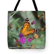 Equinox Butterfly  Tote Bag
