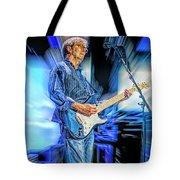 Eric Clapton Slowhand Tote Bag