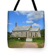 Escot Church Tote Bag