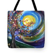 Essence Of Fall Tote Bag
