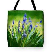 Essense Of Spring Tote Bag