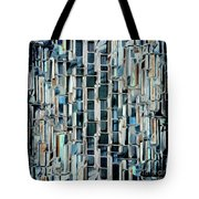 Evening Downtown Tote Bag