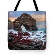 Evening On Playa Los Roques Tote Bag by Dmytro Korol