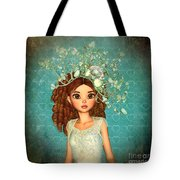 Evening Out My Deanna Tote Bag