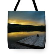 Evening Stillness Tote Bag