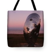 Evening - Time To Reflect Tote Bag