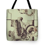 Evidential Mystery Tote Bag