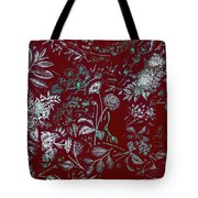 Exotic Harmony Tote Bag