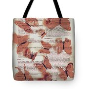 Exotic Scripts Tote Bag