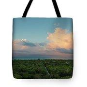Exuma Skies Tote Bag by Thomas Kallmeyer