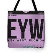 Eyw Key West Luggage Tag I Tote Bag