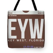 Eyw Key West Luggage Tag II Tote Bag