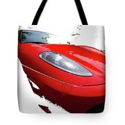 F Four Thirty Convertible Tote Bag