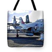 F101 Voodoo Tote Bag