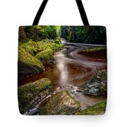 Fairy Glen Gorge Tote Bag
