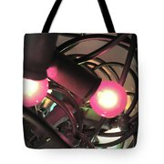 Fairy Lights Close Up Tote Bag