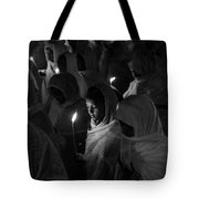 Faith In Numbers Tote Bag