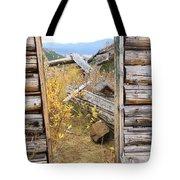 Fall Door 2 Tote Bag