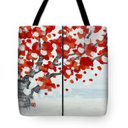 Fall Fall Fall Tote Bag