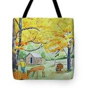 Fall Fun Tote Bag