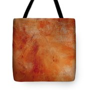 Fall Golden Hour- Abstract Art By Linda Woods Tote Bag