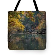 Fall In Arkansas Tote Bag