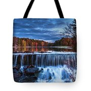 Fall In The Hudson Valley  Tote Bag