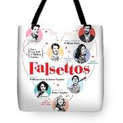 Falsettos Tote Bag