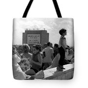 Family Discussion  Tote Bag