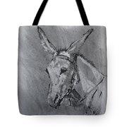 Family Mule Tote Bag