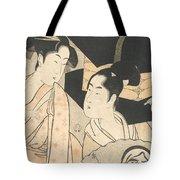 Fan Vendor Tote Bag