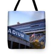Fans Tote Bag