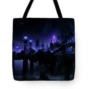 Fantasy Scene Tote Bag