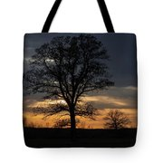Farm Country Sunset Tote Bag