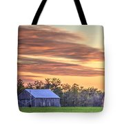 Farm From Beyond 2 Tote Bag