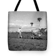Farmer Plowes Field Tote Bag