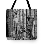 Feeding The Hungry Two 2 Tote Bag
