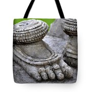 Feet Only Tote Bag