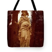 Goddess Statue Tote Bag