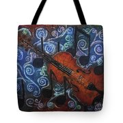 Fiddle 1 Tote Bag